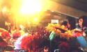 红砖花艺―当鲜花遇上万圣南瓜