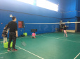 羽毛球教学示范馆,专业羽毛球青少年培训班,欢迎免费体验!