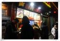 【随手拍年味】晚上太原食品一条街吃小吃