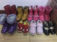 转8双女童鞋26至28码