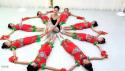 明远书院实验小学舞蹈社团参加全国少儿舞蹈教学展演啦!