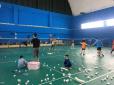 恭喜联享体育与牛栏山一中羽毛球校队人才输送达成战略合作!