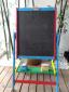 儿童支架式黑白板
