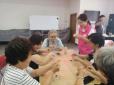 望京西園四區老年課堂——制作香薰蠟燭