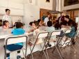 望京德泮神奇图书馆开课啦!全英文阅读活动:食物科学实验、艺术制作等等,快来体验!