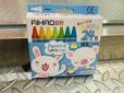 画画必备的24色蜡笔在积分商城上新啦,快来兑换吧!