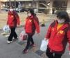 对抗疫情!东坝各社区为居家观察居民提供暖心服务!