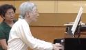 钢琴与长笛《天鹅之死》--84岁老人倾情钢琴伴奏