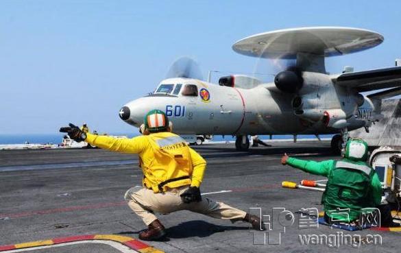 美军现役航母全部是核动力,飞机起飞使用蒸汽弹射.