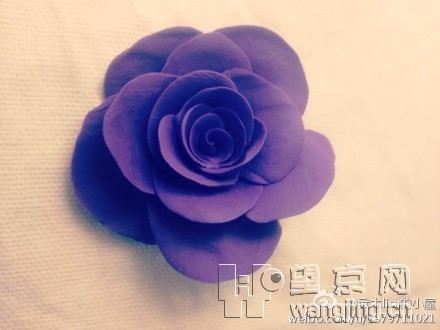 彩泥玫瑰制作图解图片展示; 彩泥制作可爱小乌龟; 亲子作品(玫瑰花和