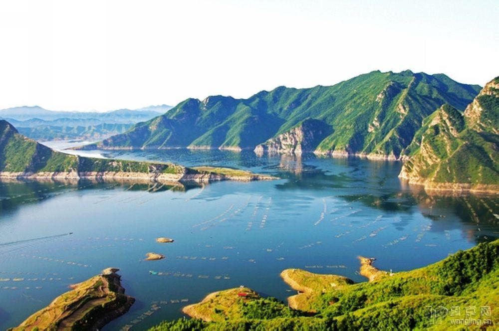 承秦高速公路风景