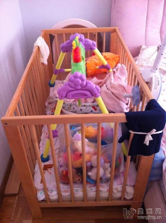 宜家婴儿床 - 二手市场