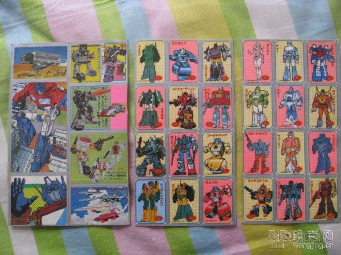 求购80年代卡通贴画
